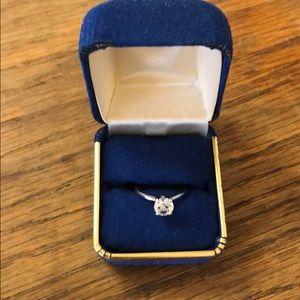 Sterling silver ring Sz 5